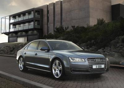 Audi – A8L