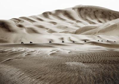 Namibian Sands