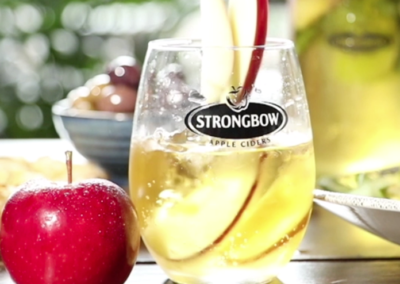Strongbow – Apples