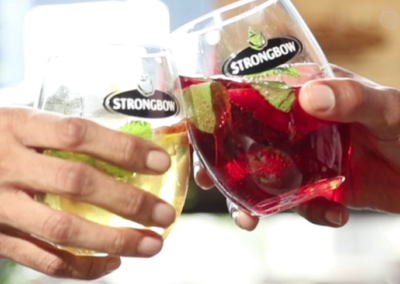 Strongbow – Cheers