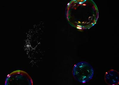 Soap Bubble Study