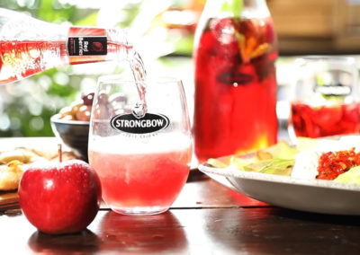 Strongbow – Table