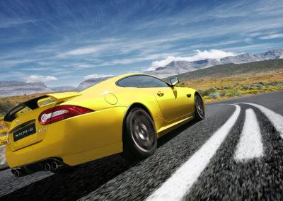 Jaguar- XKR-S